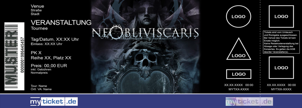 Ne Obliviscaris Colorticket