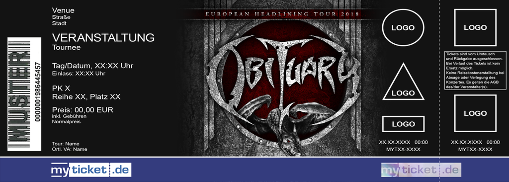 Obituary Colorticket