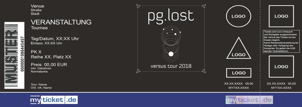 PG.LOST Colorticket