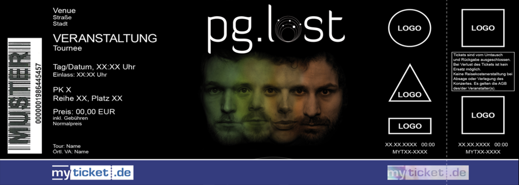 PG.LOST Colorticket