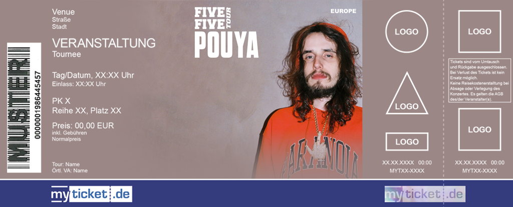 Pouya Colorticket