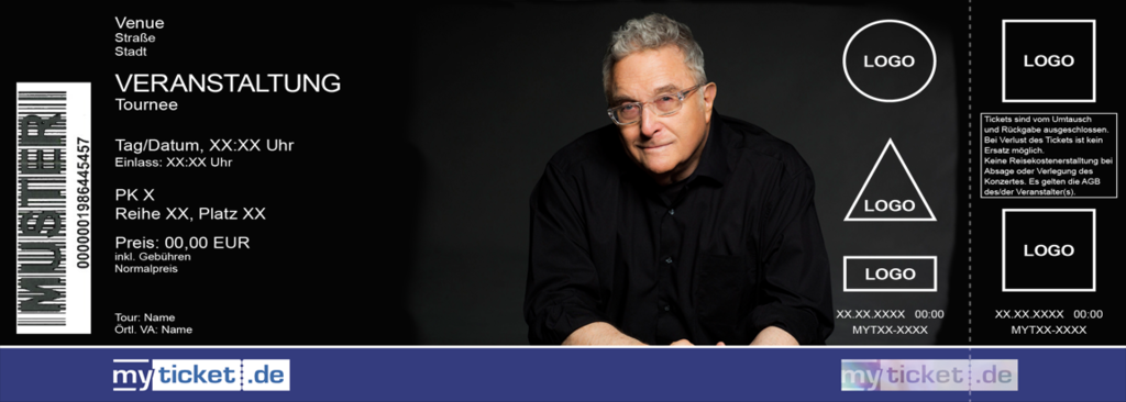 Randy Newman Colorticket