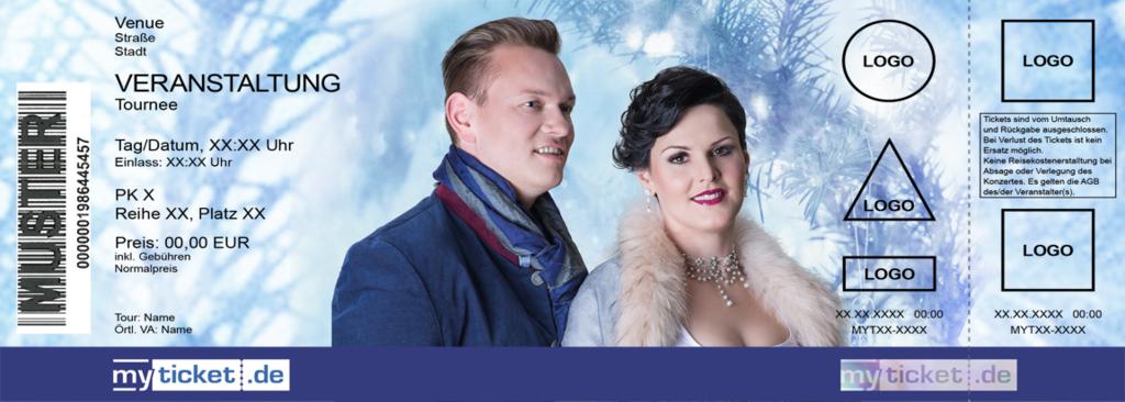 Rita & Andreas - Die Stimmen aus dem Zillertal Colorticket