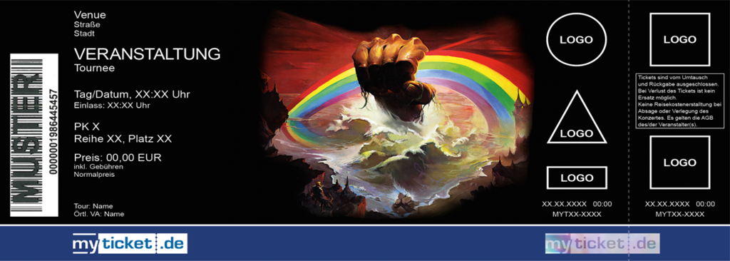 Ritchie Blackmore's Rainbow  Colorticket
