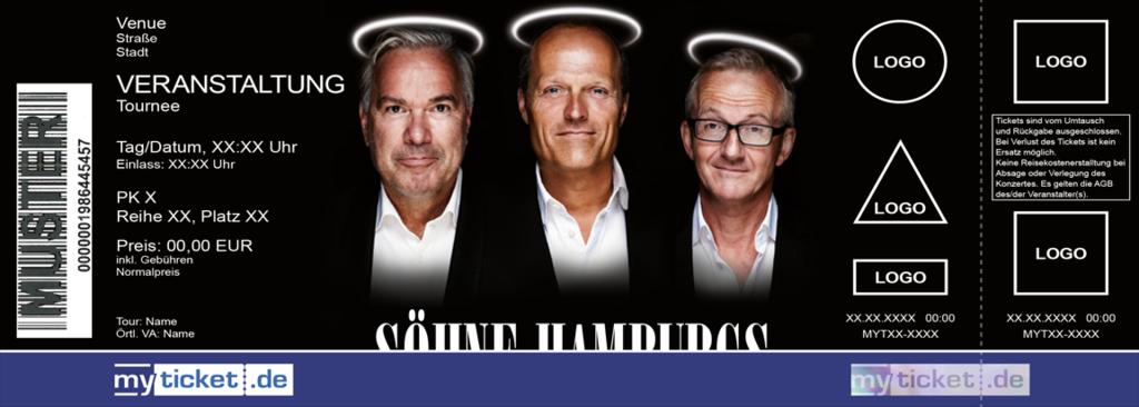 Söhne Hamburgs Colorticket