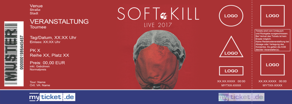 SOFT KILL Colorticket