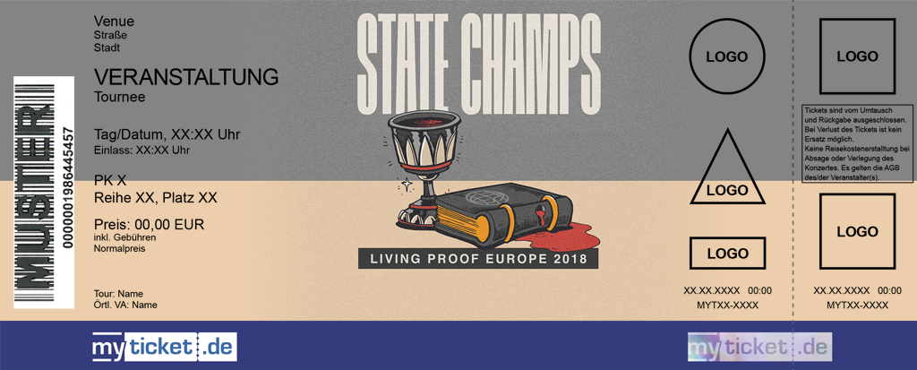 State Champs Colorticket
