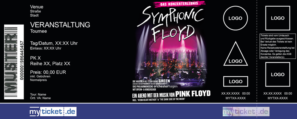 Symphonic Floyd Colorticket