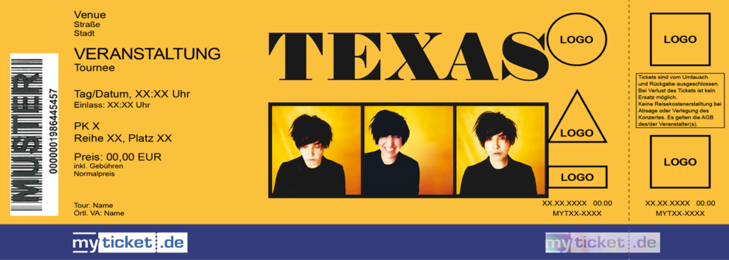 Texas Colorticket