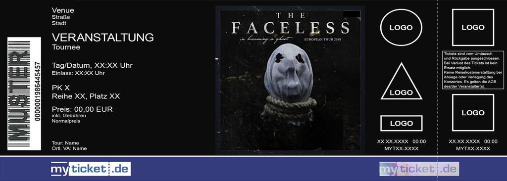The Faceless Colorticket