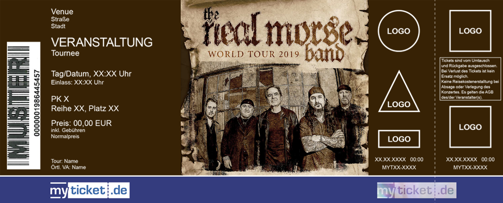 The Neal Morse Band Colorticket