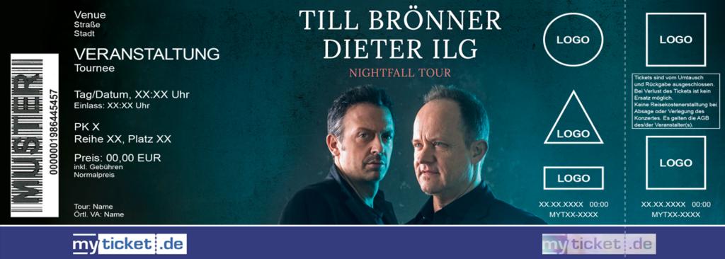 Till Brönner & Dieter Ilg Colorticket