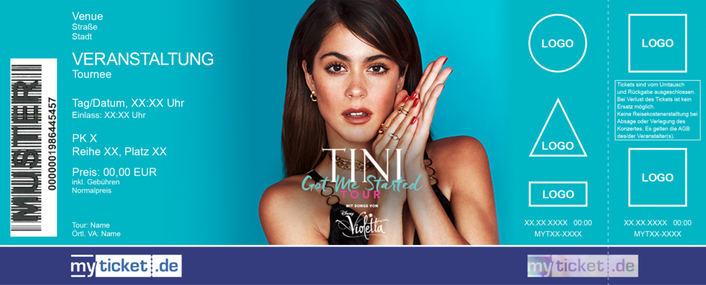 TINI Colorticket