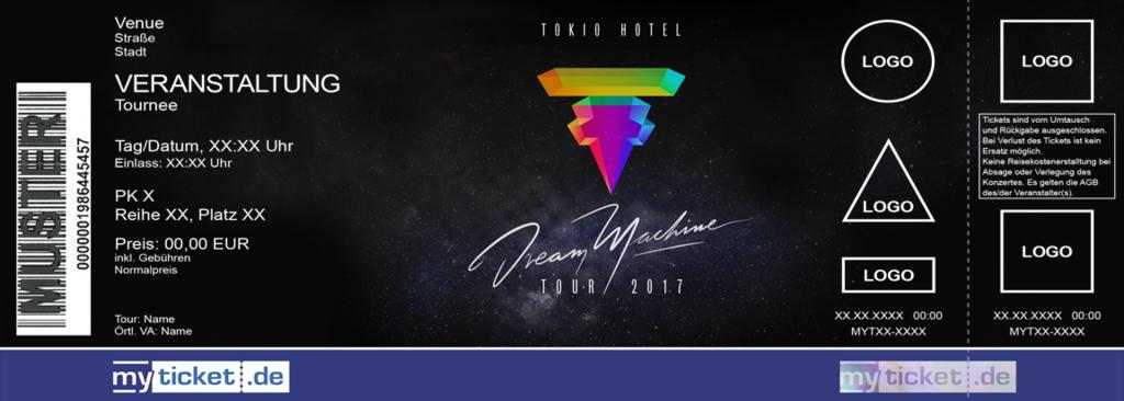 Tokio Hotel Colorticket