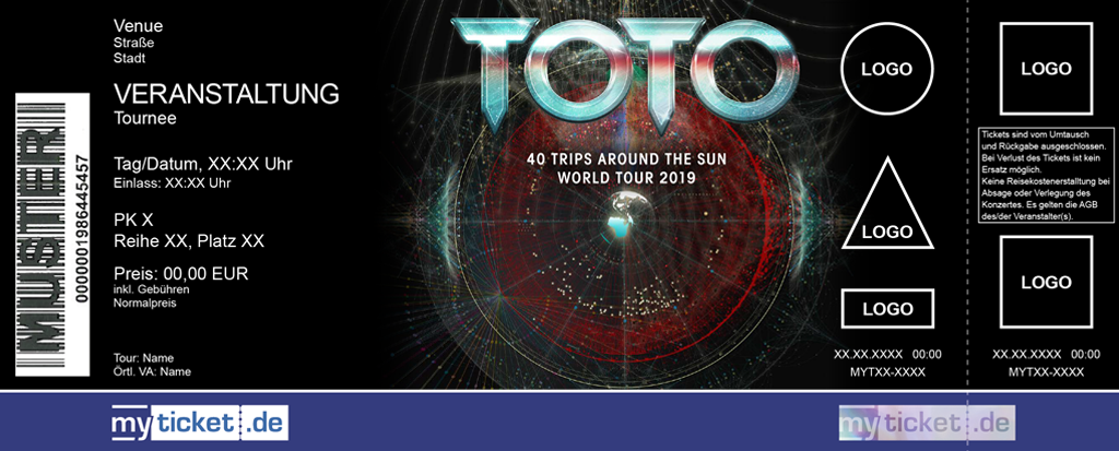 Toto Colorticket