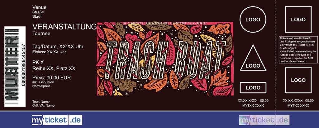 Trash Boat Colorticket