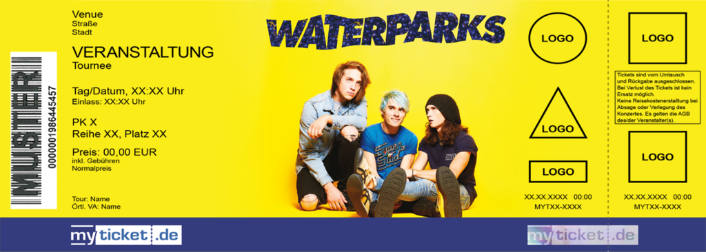 WATERPARKS Colorticket