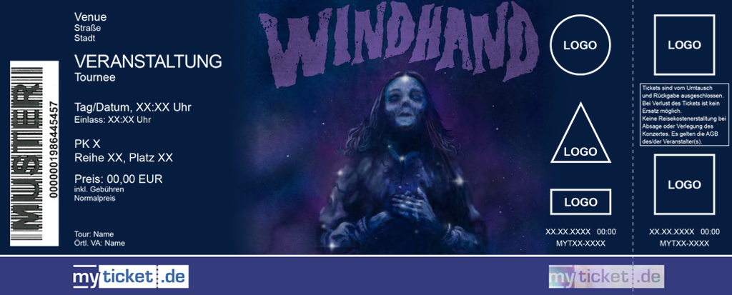 Windhand Colorticket