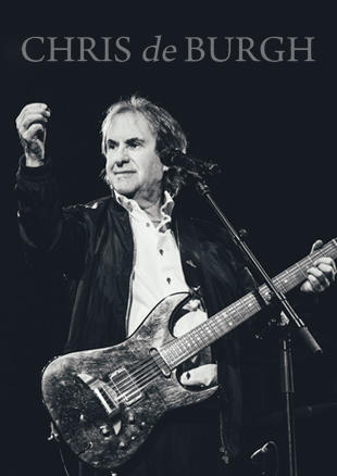 Chris De Burgh Featuring The Albums Into The Light Moonfleet And