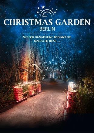 Christmas Garden Berlin Tickets