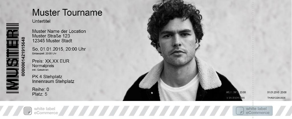 Vance Joy Colorticket