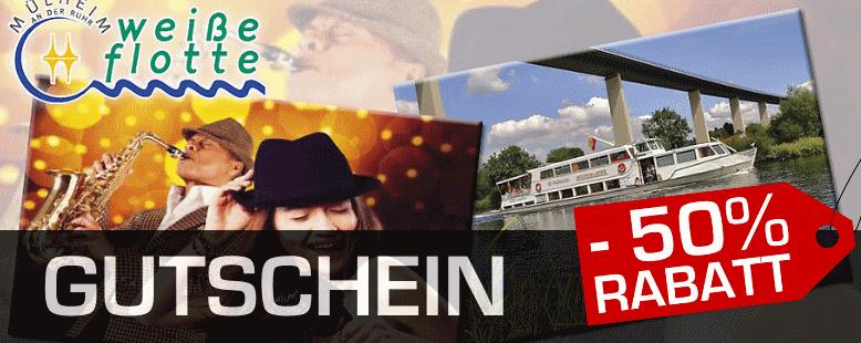 Weiße Flotte Mülheim an der Ruhr