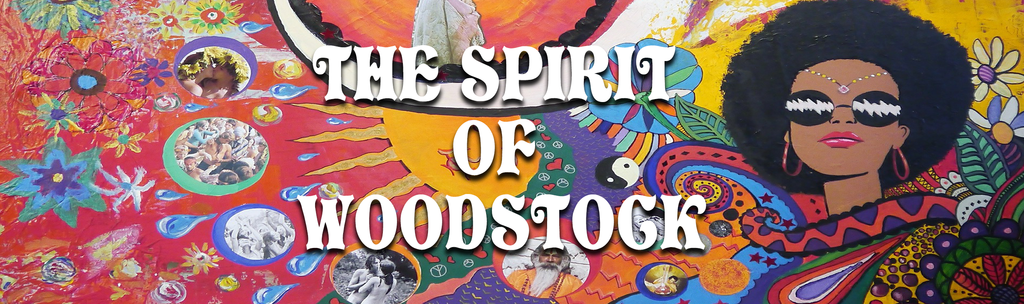 THE SPIRIT OF WOODSTOCK Colorticket