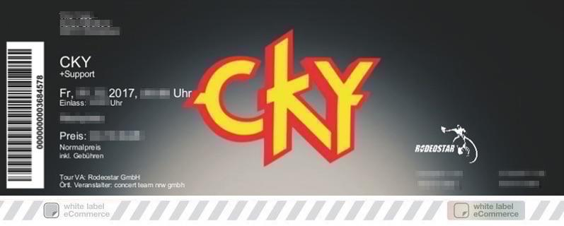 CKY Colorticket