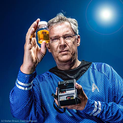 Dr. Magnus Heier - Die Medizin bei Star Trek Tickets