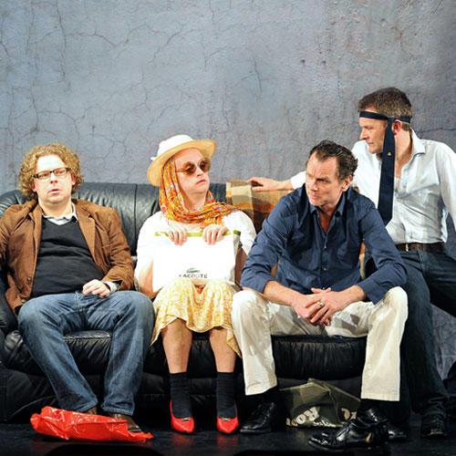 FISCHER & JUNGs - Männerhort Tickets
