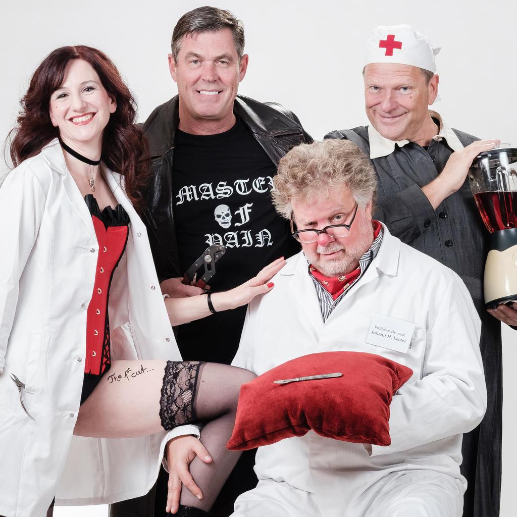Skalpell der Leidenschaft - Medizin(er)-Komödie Tickets