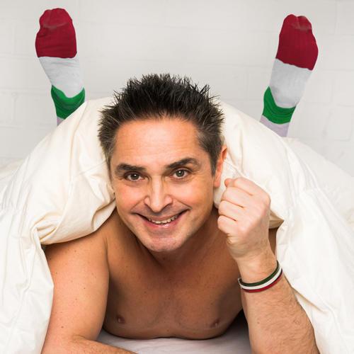 Roberto Capitoni - Italiener schlafen nackt - manchmal auch in Socken Tickets