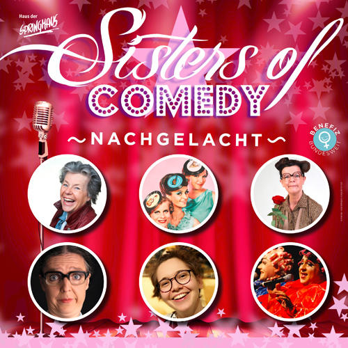 Sisters of Comedy 2019 - Nachgelacht Tickets