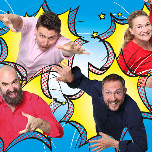 Springmaus Improvisationstheater - BÄÄM - Die Gameshow Tickets
