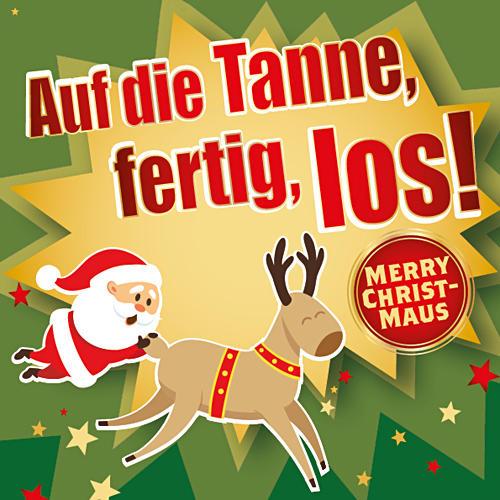 Springmaus Improvisationstheater - Auf die Tanne, fertig, los!