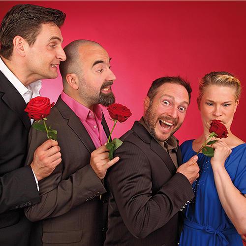 Springmaus Improvisationstheater - Bombastisch Romantisch Tickets