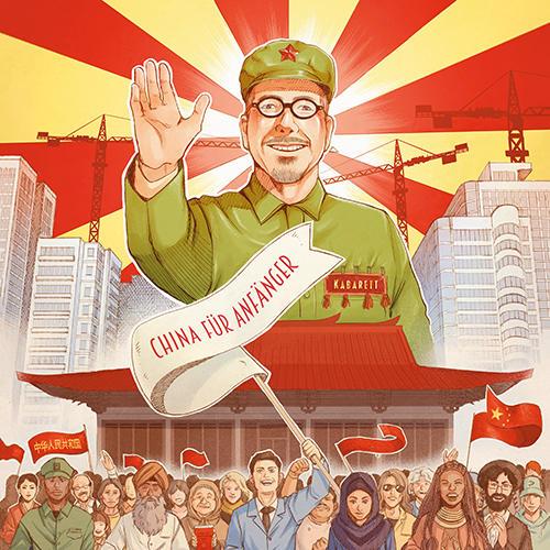 Sven Kemmler - Die Neue Mitte - China für Anfänger Tickets
