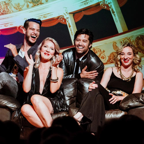The Cast - Die Rockstars der Oper Tickets