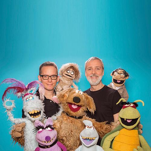 Martin Reinl & Carsten Haffke - Unter Puppen Tickets