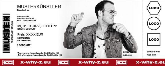 THEO KATZMAN Colorticket