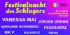 Neu im VVK: Festivalnacht des Schlagers