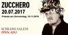Zucchero am 20.07.2017 auf Schloss Salem