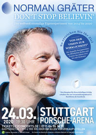 NORMAN GRÄTER Tickets