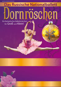 DAS RUSSISCHE NATIONALBALLETT - SCHWANENSEE Tickets