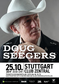DOUG SEEGERS Tickets