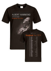 T-Shirt SongBook Tour 2014