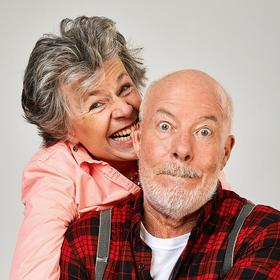 Margie Kinsky & Bill Mockridge - Hurra, wir lieben noch! Tickets