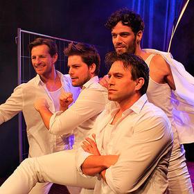 Spice Boys - Die 90er-Boygroup-Komödie Tickets
