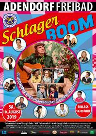 Schlager Boom Tickets