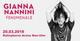 GIANNA NANNINI - FENOMENALE TOUR